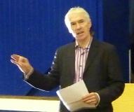 Martin Post at October 2011 Forum