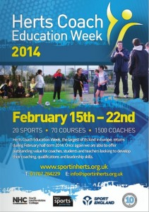Herts Coach Education 2014