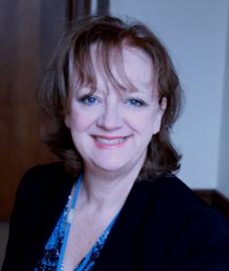 Gillian Cawley who presented at May 2014 Forum