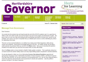 Herts Governor Summer Edition Issue 79