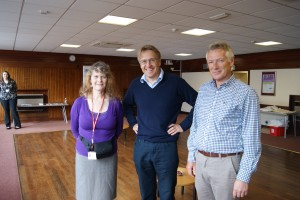Vice Chair of HASG MP Broxbourne and interested volunteer