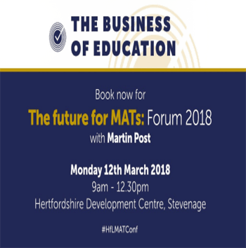 The Future for MATs forum details
