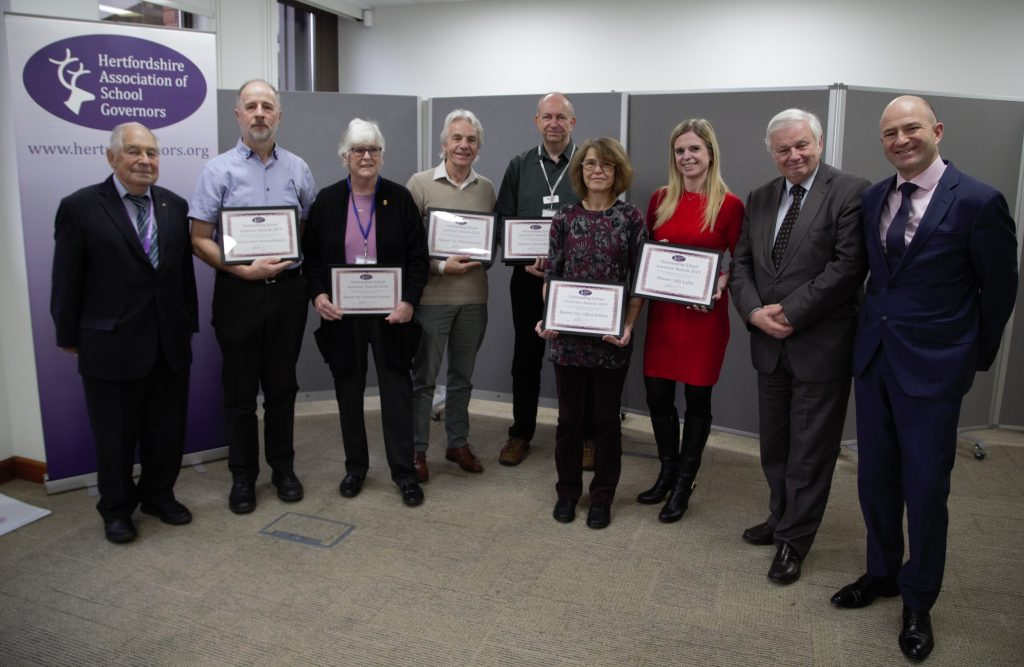 Group photo from Awards 2019
